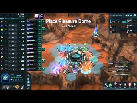 DGA Plays: Offworld Trading Company (Ep. 9 - Gameplay / Let's Play) |