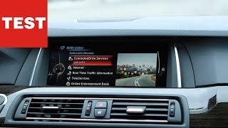 BMW Connected Drive im Praxis-Test