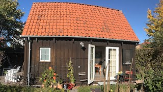 Staying In A Tiny Home In Copenhagen, Denmark!