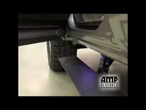 AMP Research PowerStep Running Boards Overview