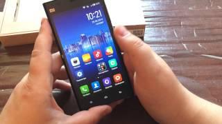 видео Обзор китайского флагмана 2013 года – Xiaomi Mi3