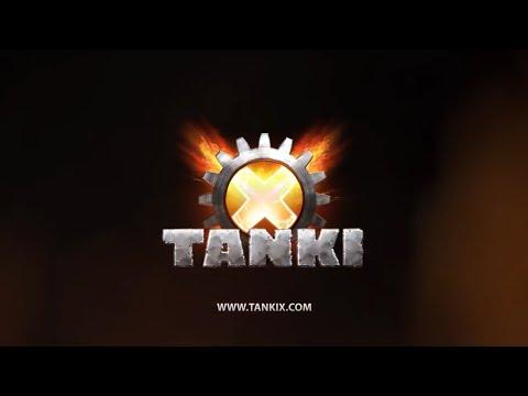 Tanki X Unofficial Gameplay Trailer.