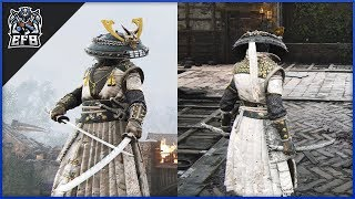For Honor - Cleanest Aramusha Outfit?!