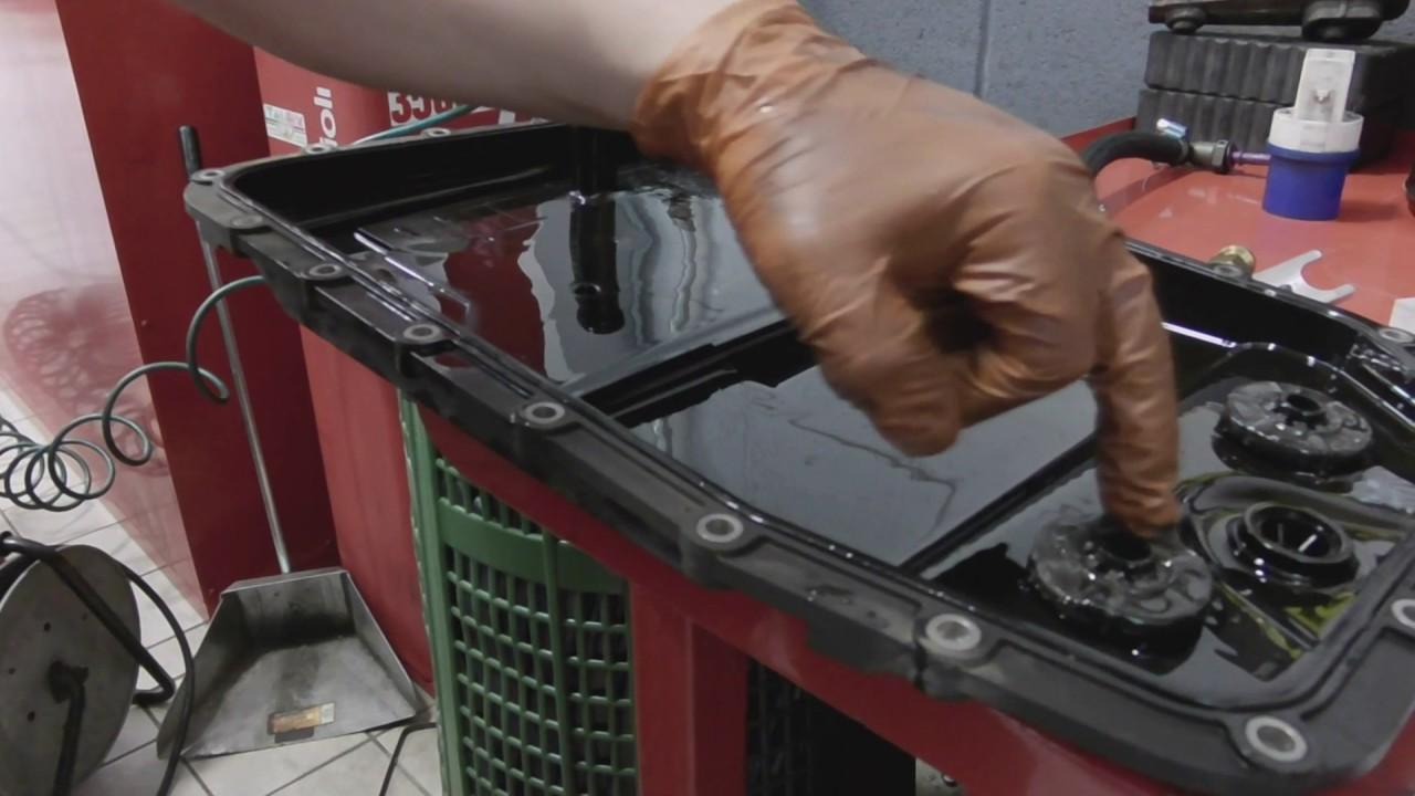 Bmw 530 Lavaggio E Sostituzione Olio E Filtro Cambio Automatico