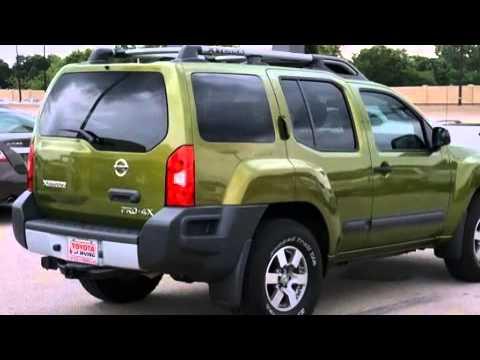 Carros Baratos Usados >> Usado 2011 Nissan Xterra Para La Venta en Dallas TX 75062 - YouTube