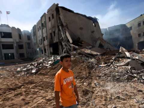 GAZA - PALESTINA...EL GENOCIDIO EN TIERRA DE JESÙS