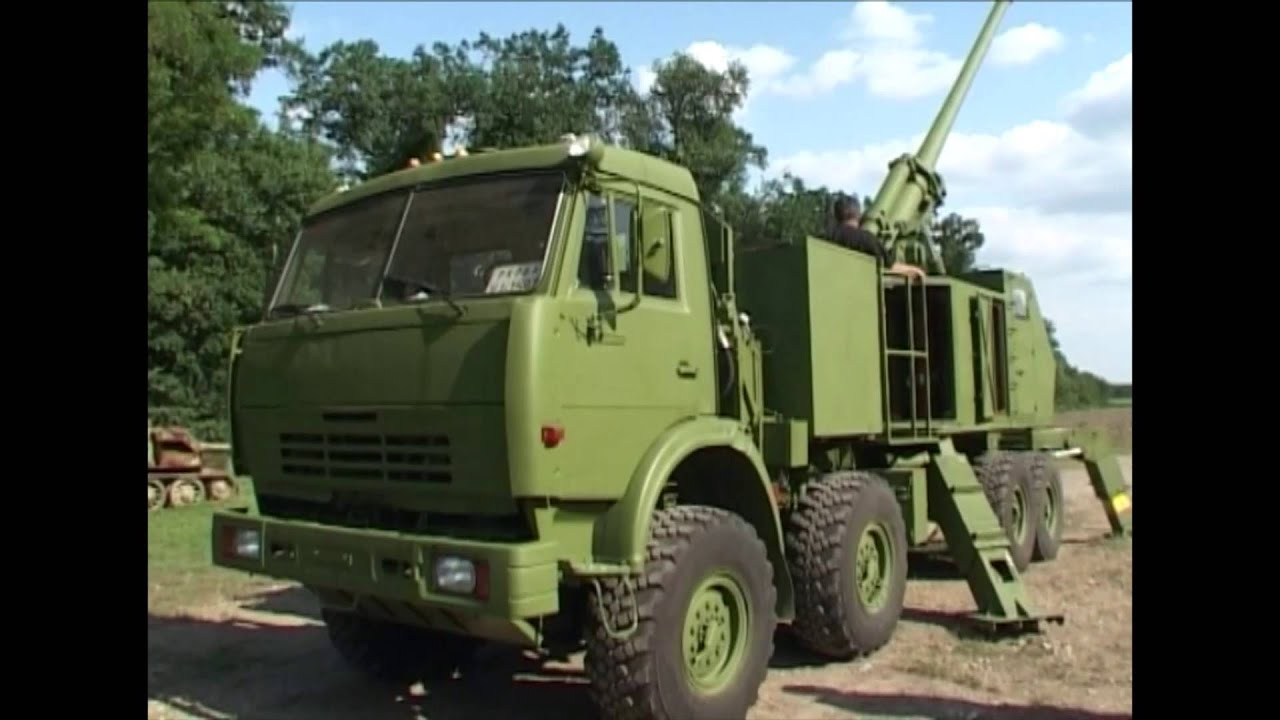Nora B 52 155mm 52 Calibre 8x8 Wheeled Self Propelled Howitzer Yugoimport Serbia Defense Industry