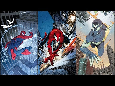 Origin Of Sideways - DC Comics Version Of Spider-Man streaming vf