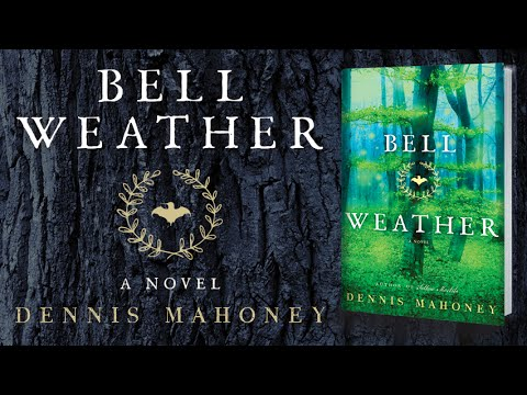Dennis Mahoney Discusses Bell Weather with Bookseller Stanley Hadsell