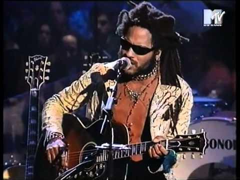Lenny Kravitz - Rosemary [unplugged 1994]