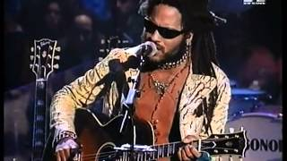 Lenny Kravitz - Rosemary [unplugged 1994]