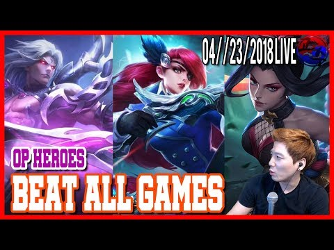 [ENG/KOR] Lesley VS Hanabi #3 North America Marksman Player Gosu General