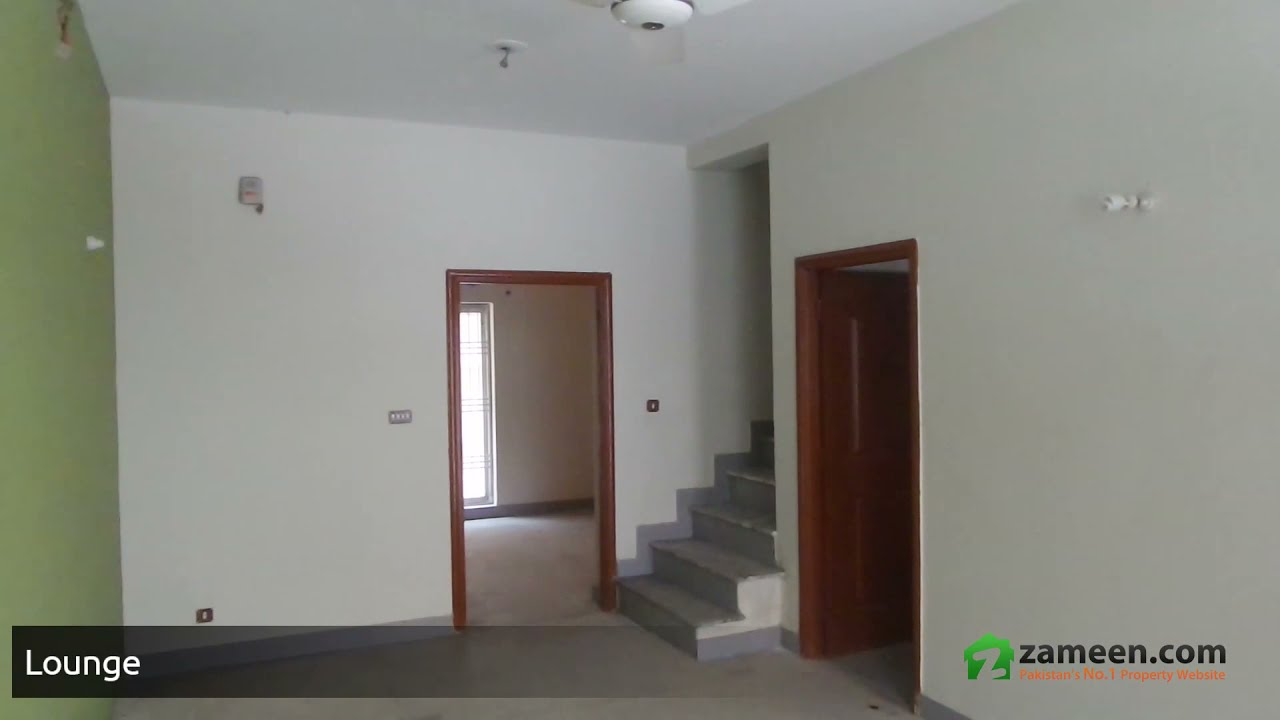 3.5 MARLA DOUBLE STOREY HOUSE IS AVAILABLE FOR SALE IN EDEN LANE ...