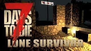 Alle meine Pflastersteine | Lone Survivor 014 | 7 Days to Die Alpha 17 Gameplay German Deutsch thumbnail