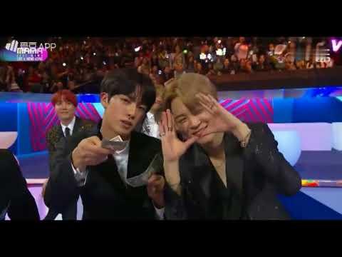 BTS Moments MAMA 2017