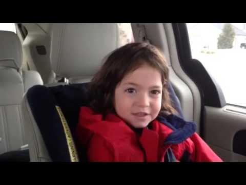 5 year old sings Frozen