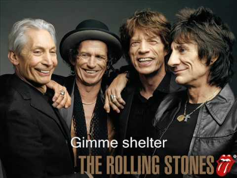 Rolling  Stones- Gimme Shelter
