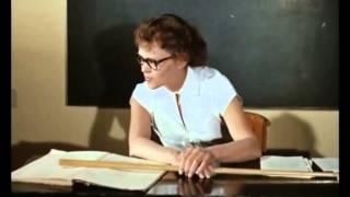 Far til fire i byen (1956) - Pers første skoledag
