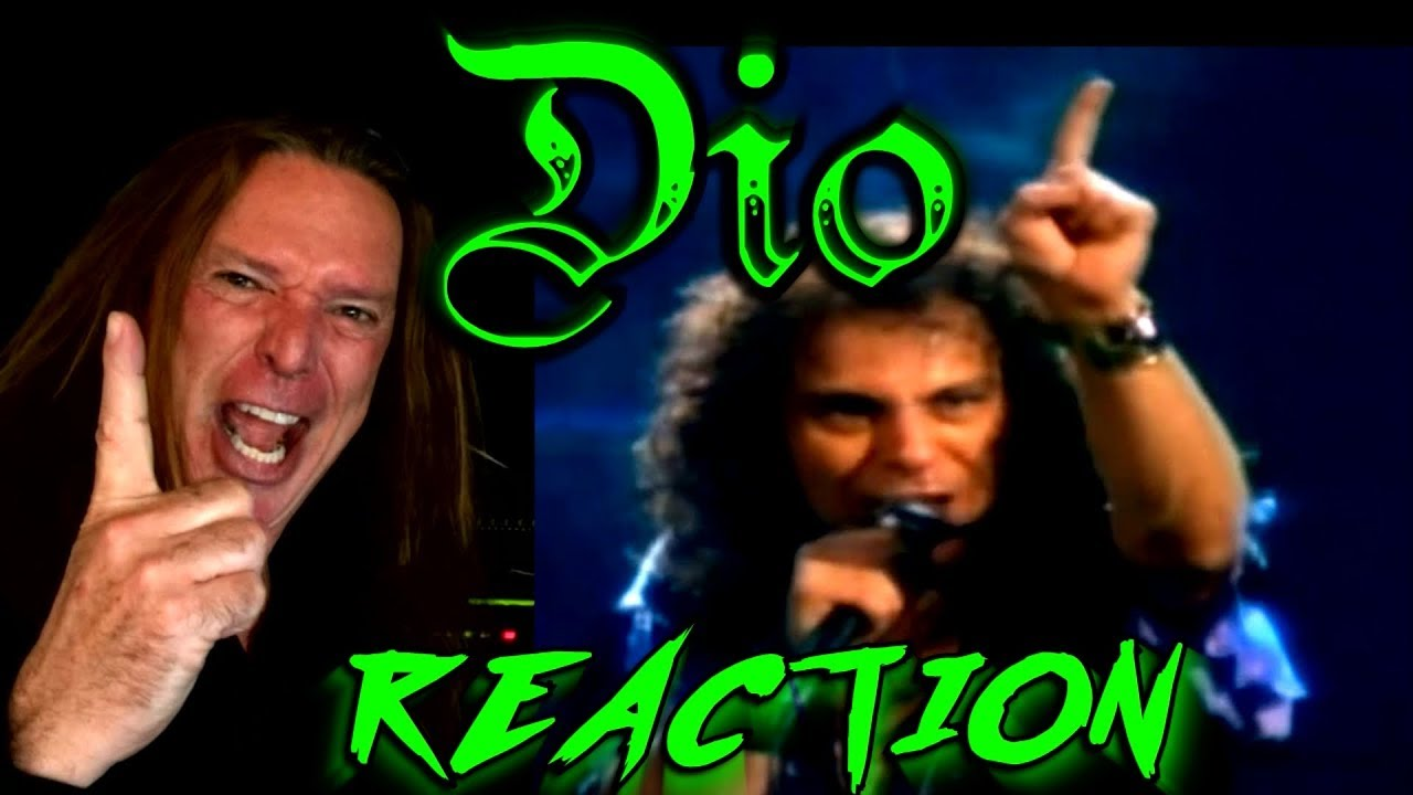 Vocal Coach Reaction to Ronnie James Dio - Last In Line - Ken Tamplin
