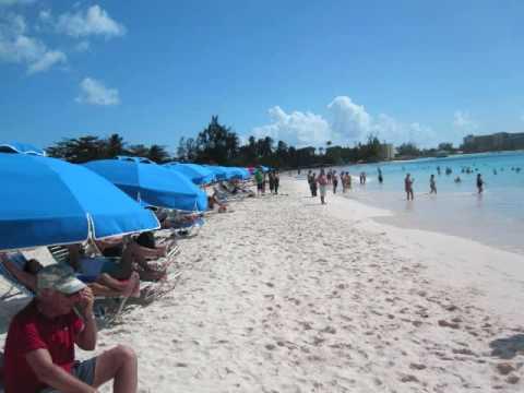 Cruise Stops Barbados