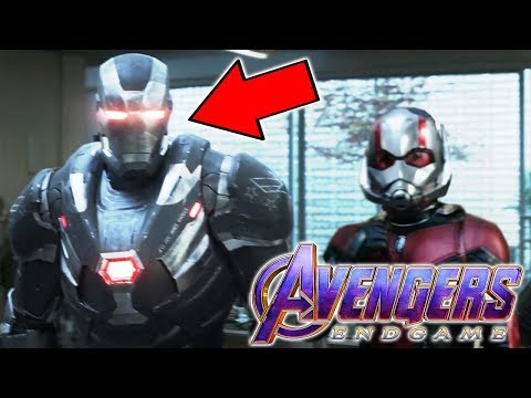 AVENGERS: END GAME TEASER TRAILER [ANALYSE & REACTION]