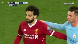 vuclip ملخص مباراة ليفربول ومانشستر سيتي 3-0 - محمد صلاح يصنع ويسجل هدف