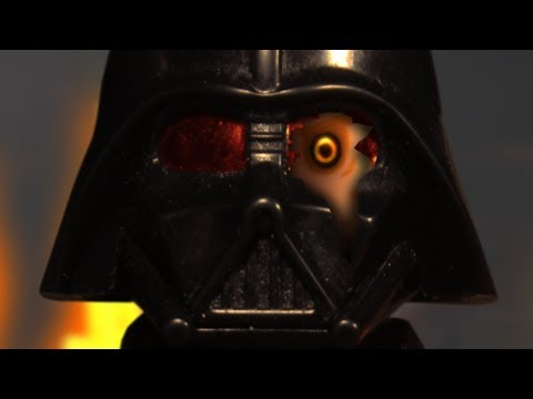 LEGO STAR WARS - Darth Vader vs Rebels Brickfilm