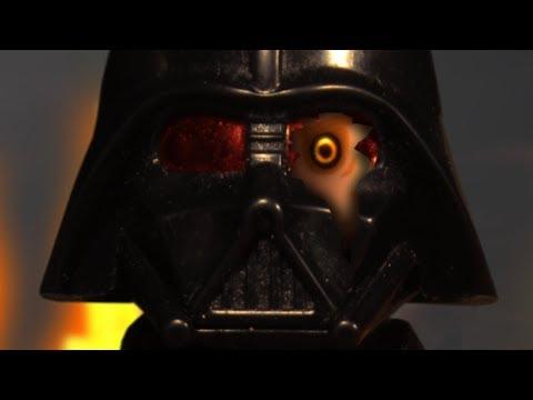 LEGO STAR WARS  Darth Vader vs Rebels Brickfilm