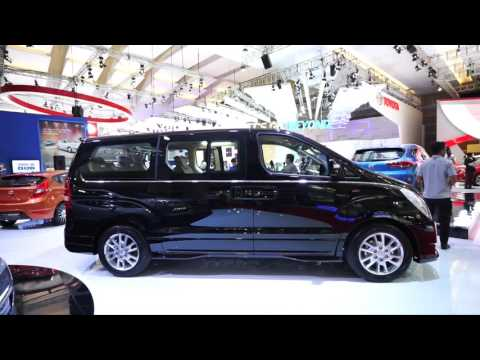 Review Hyundai H 1 IIMS 2016 CarBay.co.id