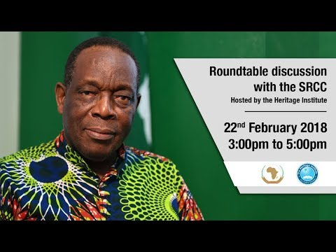 AMISOM Roundtable with the Heritage Institute