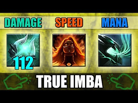 It's a DISASTER! Most powerful build in Ability Draft Dota 2