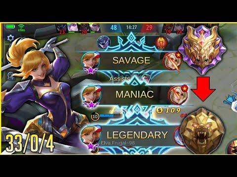 MYTHICAL GLORY PLAYS FANNY IN MASTER RANK | Mobile Legends Bang Bang from YouTube · Duration:  14 minutes 49 seconds
