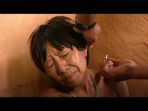 Diseases and Healing - Tribe With Bruce Parry - BBC