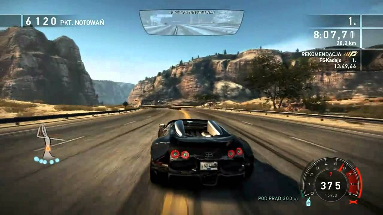 Need For Speed Hot Pursuit - Racer - FINAL Race END GAME ...