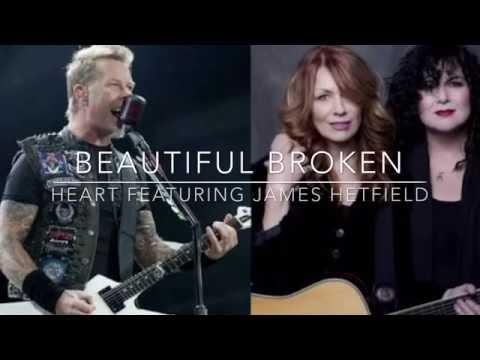 Beautiful Broken - Heart (featuring James Hetfield) - Guitar Cover