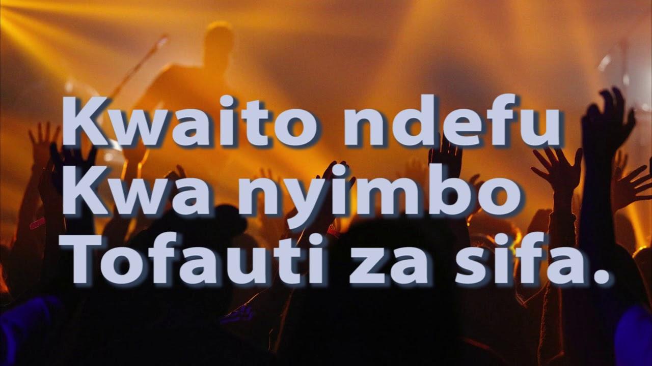 Download BEAT YA SIFA (KWAITO) YA KUIMBA NYIMBO TOFAUTI TOFAUTI.