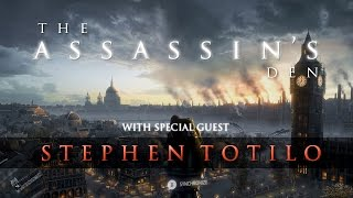 The Assassin's Den - ft. Stephen Totilo (Kotaku Editor-in-chief)
