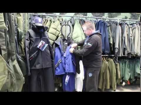 Keeping Warm & Dry With Preston Innovations At Browns Angling