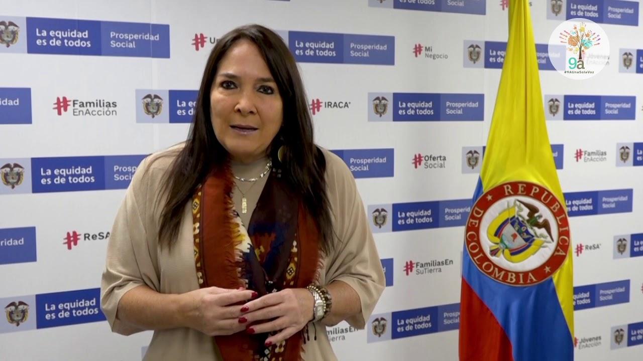 ???? #9AUnaSolaVoz| Declaración de Susana Correa - YouTube