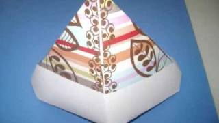How To Make An Origami Paper Hat