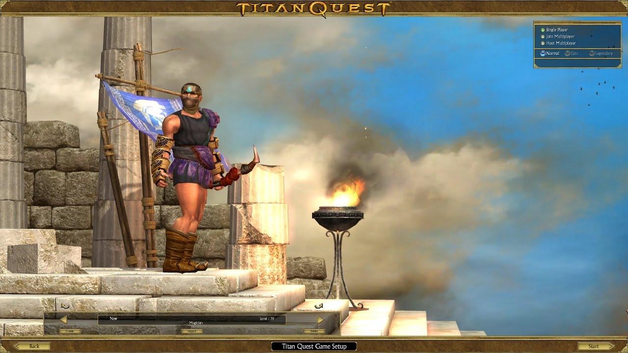 Titan Quest: Anniversary Edition