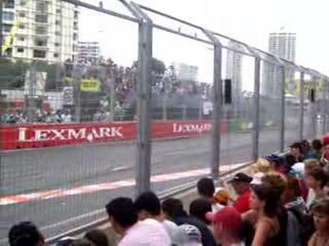 Indy 300 Gold Coast 2006 V8 Supercar Race 3