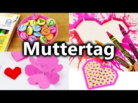 Muttertags Compilation | Alle DIY Ideen...