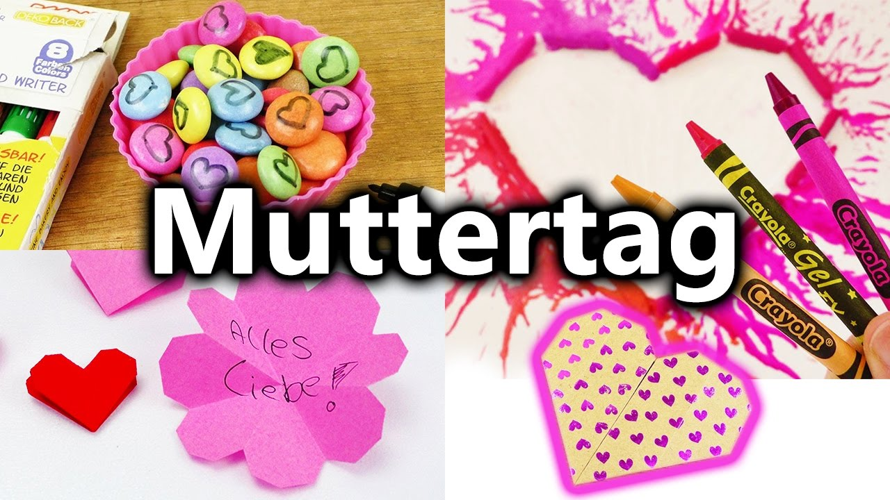 Muttertags Ideen muttertags alle diy ideen für die beste mutter der