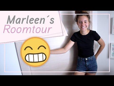 Marleens vor erste Roomtour / Teenie Zimmer / FRAU_SEIN