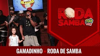 Gamadinho na Roda de Samba da Nº1