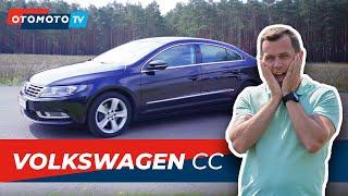 Volkswagen CC 2.0 TDI (2014) - Passat w wersji królewskiej   Test i recenzja OTOMOTO