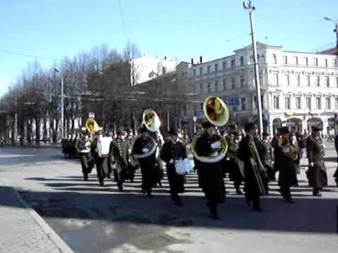 Latvia's Military Band
