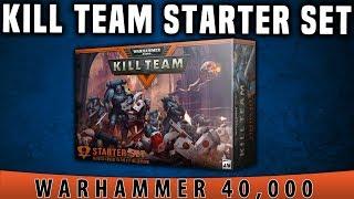 Bols Unboxing | Kill Team Starter Set Unboxing | Warhammer 40,000