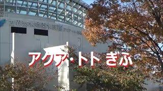 「アクア・トト ぎふ」世界淡水魚園水族館 Aquatoto Gifu